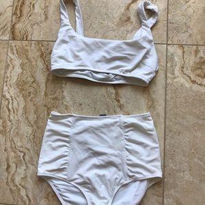 Aerie White Bikini